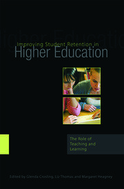 Improving Student Retention in Higher Education - 1st Edition book cover