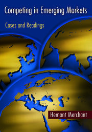Competing in Emerging Markets - 1st Edition book cover