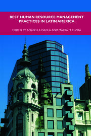 Best Human Resource Management Practices in Latin America - 1st Edition book cover