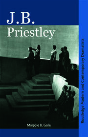 J.B. Priestley - 1st Edition book cover