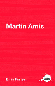 Martin Amis - 1st Edition book cover