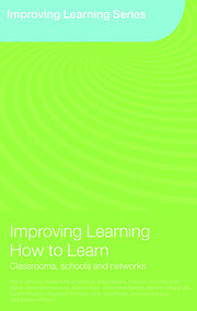 Improving Learning How to Learn - 1st Edition book cover