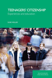 Teenagers' Citizenship - 1st Edition book cover