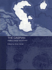 The Caspian - 1st Edition book cover
