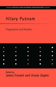 Hilary Putnam - 1st Edition book cover