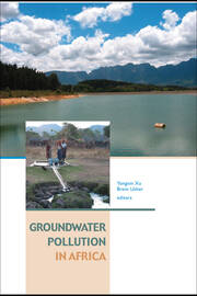Groundwater Pollution in Africa - 1st Edition book cover