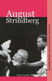 August Strindberg - 1st Edition book cover