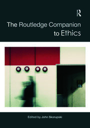 The Routledge Companion to Ethics - 1st Edition book cover