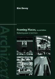 Framing Places - 2nd Edition book cover