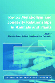 Redox Metabolism and Longevity Relationships in Animals and Plants - 1st Edition book cover