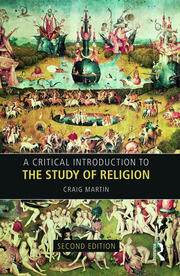 A Critical Introduction to the Study of Religion - 2nd Edition book cover