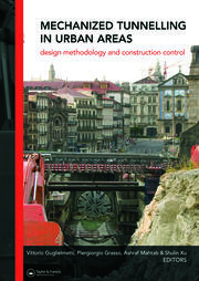 Mechanized Tunnelling in Urban Areas - 1st Edition book cover