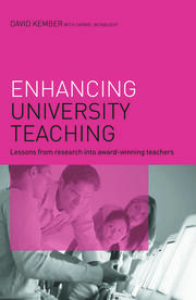 Enhancing University Teaching - 1st Edition book cover
