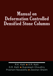 Manual on Deformation Controlled Densified Stone (DDS) Columns - 1st Edition book cover