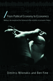 From Political Economy to Economics - 1st Edition book cover