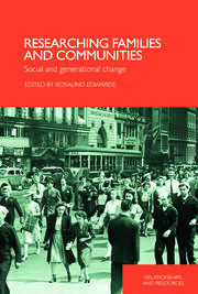 Researching Families and Communities - 1st Edition book cover
