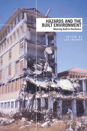 Hazards and the Built Environment - 1st Edition book cover