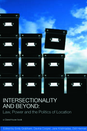 Intersectionality and Beyond - 1st Edition book cover