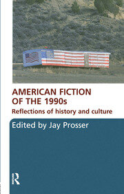 American Fiction of the 1990s - 1st Edition book cover