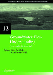 Groundwater Flow Understanding: From Local to Regional Scale
