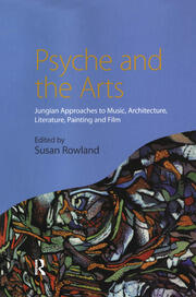 Psyche and the Arts - 1st Edition book cover