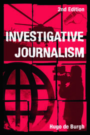 Investigative Journalism - 2nd Edition book cover