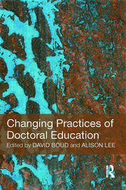 Changing Practices of Doctoral Education - 1st Edition book cover