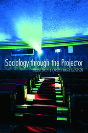 Sociology Through the Projector - 1st Edition book cover