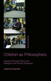 Children as Philosophers - 2nd Edition book cover