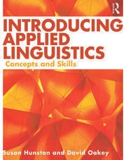 Introducing Applied Linguistics - 1st Edition book cover