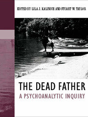 The Dead Father - 1st Edition book cover