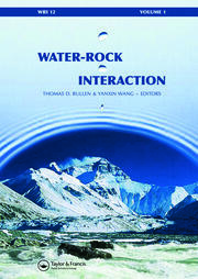 Water-Rock Interaction, Two Volume Set: Proceedings of the 12th International Symposium on Water-Rock Interaction, Kunming, China, 31 July - 5 August 2007