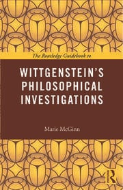 The Routledge Guidebook to Wittgenstein's Philosophical Investigations - 1st Edition book cover