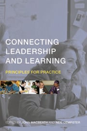 Connecting Leadership and Learning - 1st Edition book cover