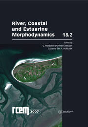 River, Coastal and Estuarine Morphodynamics: RCEM 2007, Two Volume Set: Proceedings of the 5th IAHR Symposium on River, Coastal and Estuarine Morphodynamics, Enschede, NL, 17-21 September 2007