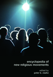 Encyclopedia of New Religious Movements - 1st Edition book cover