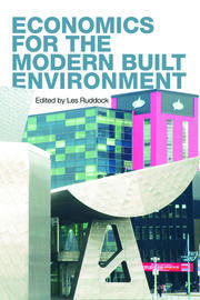 Economics for the Modern Built Environment - 1st Edition book cover
