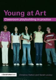 Young at Art - 1st Edition book cover