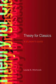 Theory for Classics - 1st Edition book cover