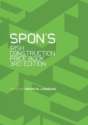 Spon's Irish Construction Price Book - 3rd Edition book cover