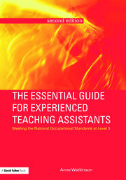 The Essential Guide for Experienced Teaching Assistants - 2nd Edition book cover