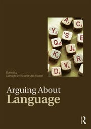 Arguing About Language - 1st Edition book cover