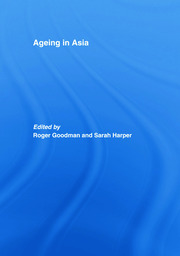 Ageing in Asia - 1st Edition book cover