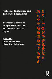 Reform, Inclusion and Teacher Education - 1st Edition book cover