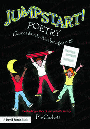 Jumpstart! Poetry - 1st Edition book cover