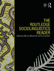 The Routledge Sociolinguistics Reader - 1st Edition book cover