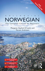 Colloquial Norwegian - 2nd Edition book cover