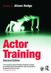 Actor Training - 2nd Edition book cover
