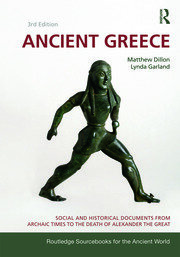 Ancient Greece - 3rd Edition book cover