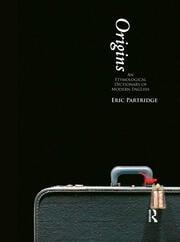 Origins - 1st Edition book cover